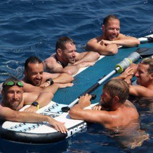 Croatia – private charter Hayk group